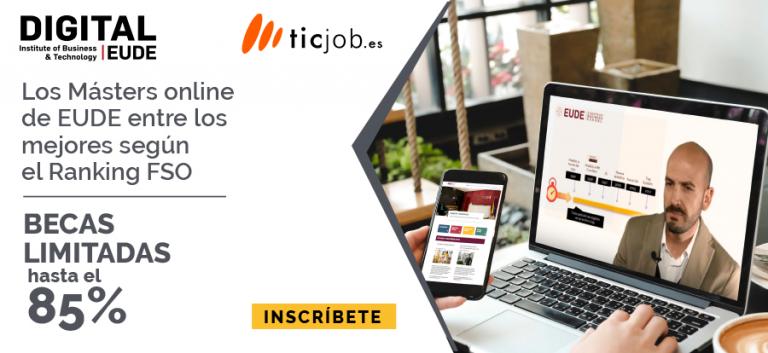 Becas Eude + Ticjob.es