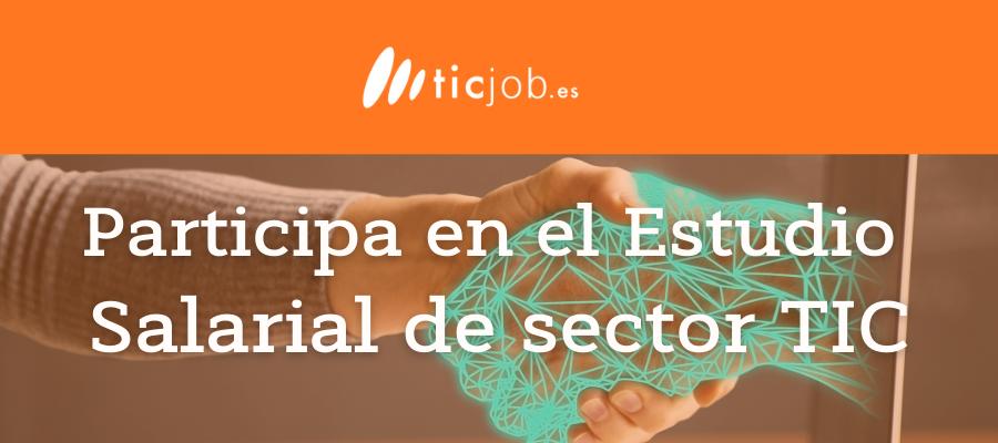 participa en el estudio salarial del sector TIC