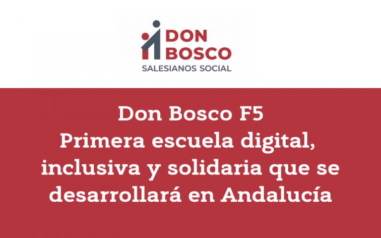 Don Bosco F5 - Salesianos Andalucia