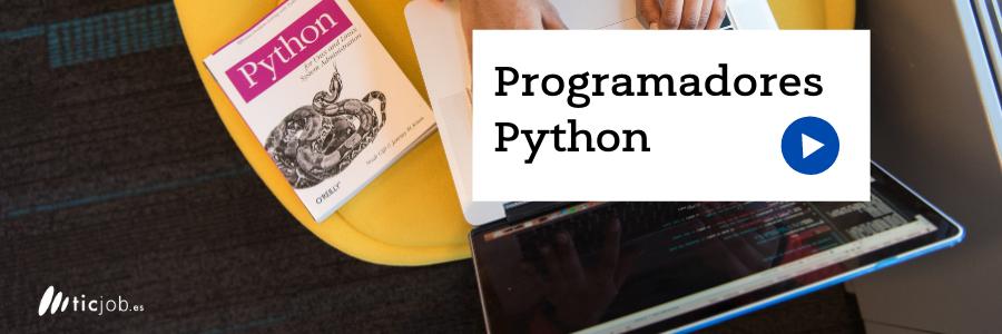 Programadores Python
