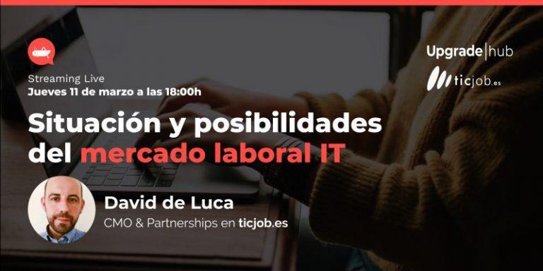 Posibilidad de empleo en el sector IT