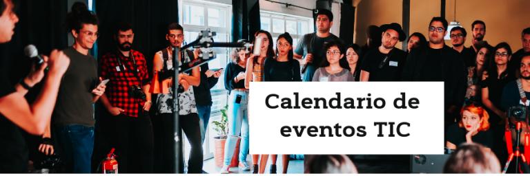 Calendario de eventos