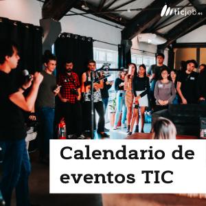 Calendario de eventos TIC
