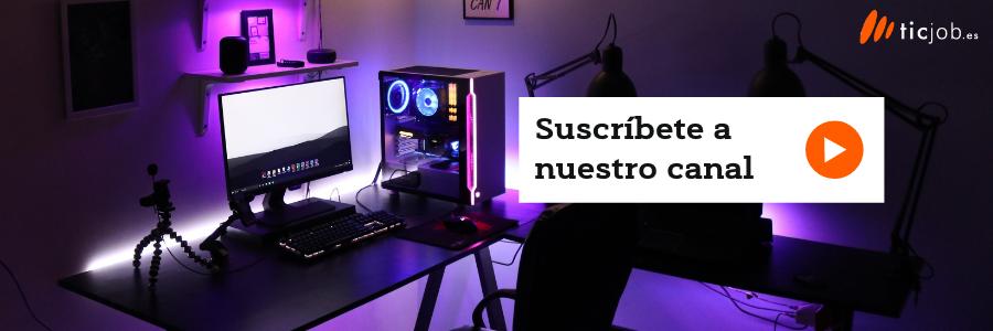 Entra en nuestra comunidad de youtube.