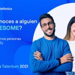 Participa en las Becas Talentum